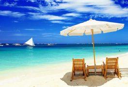 Hlavní letní dovolená