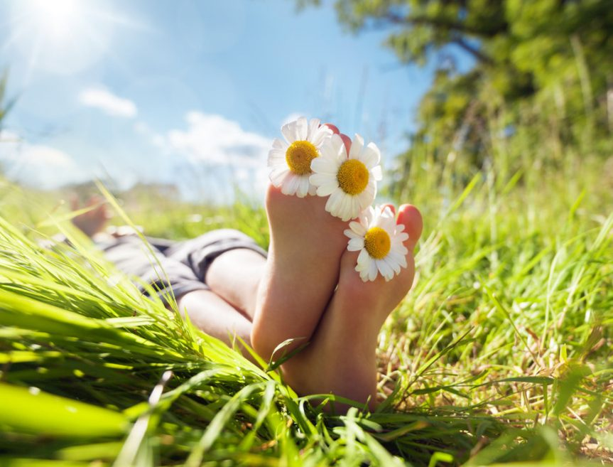 Léto, čas dovolených a prázdnin